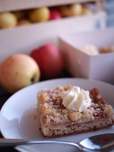 Pellillinen Omenapiirakkaa täytyy leipoa joka syksy ja mielellään äidin omenoista. Most Delicious Recipe, Sweet Pie, Pie Recipes, French Toast, Yummy Food, Cookies, Baking, Breakfast, Pastries