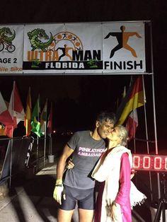 Ultraman! Milind Soman Becomes The Ultraman By Covering 517 Kilometers In 3 Days (मिलिंद सोमन ने बिना जूते पहने 517 किलोमीटर का सफ़र किया तय) #floridaultraman2017 #ultramarathon #fitness #fit #milindsoman #florida #healthy #health #swimming #cycling #running #runner #india #usa