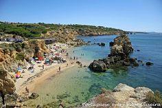 Praia de Arrifes - Portugal