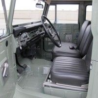 toyota-land-cruiser-fj40-1970-4×4-rare-clean-frame-off-restoration-green-japan-y | Land Cruiser Of The Day!