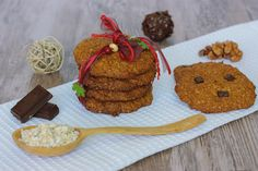 Cookies s čokoládou a orechami