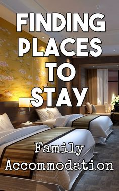 How To Find Accommodation   Finding Family Friendly Accommodation Can Be A  Struggle. Tips And. House SittingTips ...