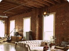 interior design warehouse - 1000+ images about lient Ideas-Warehouse conversion to living ...