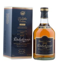 Distillers Edition Single Malt Scotch Whisky