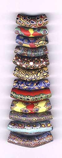 Beautiful trade beads