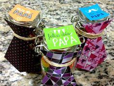 DIY: Regalos para el Día del Padre   Hola amigos, ya se acerca el día del padre,así que que les trigo 4 regalitos hermosos, sencillo,eco...