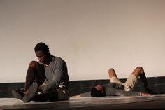 "Na quarta-feira, dia 13, os bailarinos Marcel Gbeffa e  Wagner José de Faria encenam o espetáculo ""Vodoun"" no foyer do  Sesc Palladium, a partir das 20h30. A entrada é Catraca Livre."