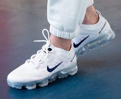 "c7353e4951 Livekickz on Instagram: ""NIKE VAPORMAX WHITE BLUE ALL SIZES AVAILABLE NOW  ONLINE AT www"