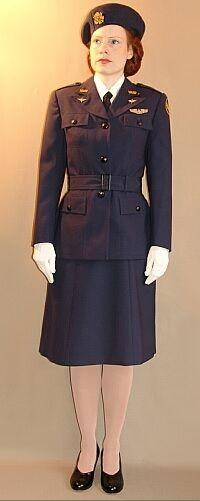 WASP - Santiago Blue Dress Uniform