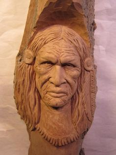 Thomas Gow Cottonwood Bark Carvings Photo:  This Photo was uploaded by BLASe100. Find other Thomas Gow Cottonwood Bark Carvings pictures and photos or up...