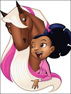 Molly Washington | Horseland Wiki | Fandom powered by Wikia