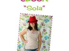 "E-Book Sommer-Top ""Sola"""