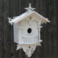 Shabby Birdhouse...