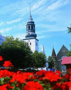 A weekend escape in northern Denmark European Breaks, Denmark, Notre Dame, Hands, Building, Travel, Viajes, Buildings, Destinations