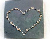 natural heart shaped rocks