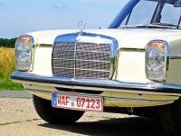 Der Mercedes-Benz Strichacht zählt zu den beliebtesten Mercedes-Klassikern. Heutzutage ist er noch recht oft im Straßenbild anzutreffen.