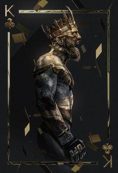 King of kings wallpaper by sarushivaanjali - 69 - Free on ZEDGE™ Conor Mcgregor Poster, Conor Mcgregor Wallpaper, Mcgregor Wallpapers, Dark Fantasy, Fantasy Art, Notorious Conor Mcgregor, Connor Mcgregor, Boxing Posters, Or Noir