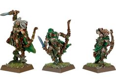 Wood Elf Waywatchers