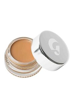 """""""Also, from the stress of not sleeping, I got some nasty dark circles. Glossier Stretch Concealer was the only thing that covered both my dark circles and a giant pimple scab well enough for me to feel good going into the world."""" — Elysia Berman, designer for Snapchat DiscoverGlossier Stretch Concealer, $18, available at Glossier. #refinery29 http://www.refinery29.com/beauty-products-that-got-us-through-those-tough-times#slide-5"""
