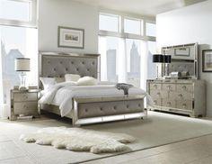 Pulaski - Farrah Bedroom Set - High Point-Discount Furniture