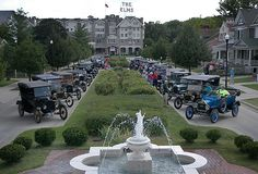 The Elms Resort In Excelsior Springs Missouri Sleep Hotel Of Harry Truman