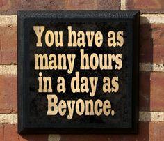 Beyonce Wall Art