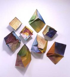 cubes - sam gilliam