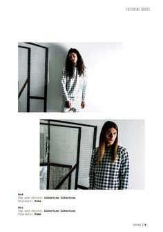 Rascals, Libertine-libertine and Garment Project featured in Pause Magazine editorial Mirror Image #brand #casual #cool #designer #editorial #fresh #magazine #article #new #ontrend #urban #autumn #winter #AW15 #clothing #Fashion #fresh #garms #garments #label #mens #clothing #fashion #MENSWEAR #staples #summer