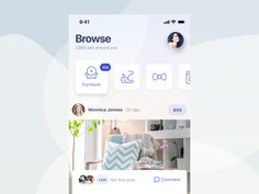 Browse Ads designed by Ionut Zamfir. Connect with them on Dribbble; the global community for designers and creative professionals. How To Clean Iphone, Ad App, Iphone Ui, Android Ui, Iphone App Design, Ios Ui, Ui Inspiration, Mobile Ui, Ad Design