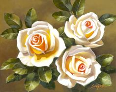 Product Categories Sung Kim | Bentley Licensing Group White Roses
