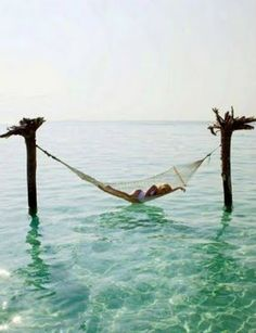 I think I could relax there, how about you?