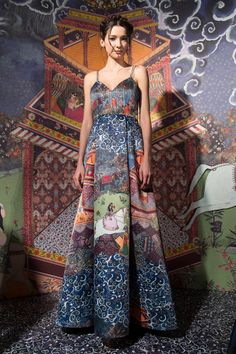 ALICE & OLIVIA-Fall/Winter 2017 Collection  Look 33