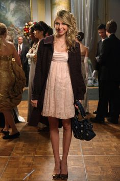 Gossip Girl Season 1. Jenny Humphrey.
