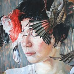 Ethereal Oil Paintings by Meghan Howland