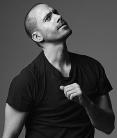 Joseph Fiennes : Bald Men of Style