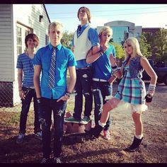 r5 - I love this band!!! R5 ROCKS!!!