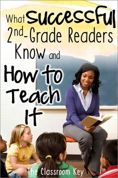 Improve your reading comprehension instruction for 2nd-graders by learning about the five understandings that all great 2nd-grade readers have. Includes teaching ideas and video examples.  #readingcomprehension #2ndgrade #literacy #teachingideas #classroomideas
