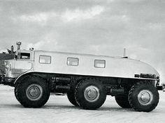ZIL E167 Experienced '12 .1962 http://en.autowp.ru/zil/car31590/pictures/