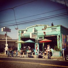 Por Que No?, Portland, Oregon. I crave this place.