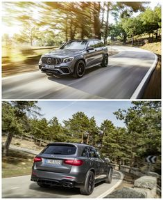 Mercedes-AMG combines a performance SUV with V8 expertise, introducing the all-new Mercedes-AMG GLC 63 4MATIC+ and the GLC63 4MATIC+ Coupe.