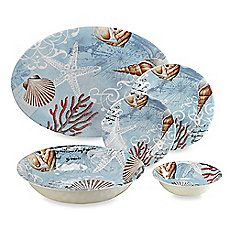 image of Tramore Bay Melamine Dinnerware Collection