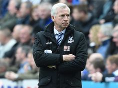Alan Pardew: 'Crystal Palace are under pressure'