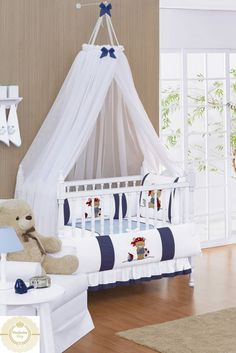 Baby Decor, Baby Shower Decorations, Baby Cot Bumper, Baby Room Themes, Baby Bedding Sets, Boys Room Decor, Kids Room Design, Baby Bedroom, Little Girl Rooms