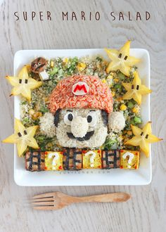Super Mario's Grain Salad | Yukitchen