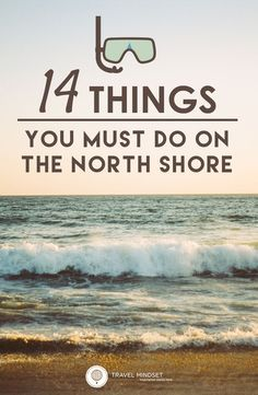 14 Things you must do on the North Shore of Oahu Hawaii www.travelmindset - Fiverr Outsource - Outsource your work on Fiverr and save your time. - 14 Things you must do on the North Shore of Oahu Hawaii www. Hawaii Surf, Hawaii Life, Hawaii Travel, Travel Usa, Travel Tips, Hawaii 2017, Travel Photos, Visit Hawaii, Beach Travel