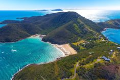Keswick Island - Australia