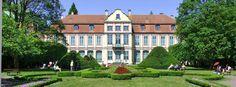 Pałac Opatów w Parku Oliwskim, Author: Jarosław Marciuk Cover Photos, Poland, Mansions, Park, House Styles, City, Travel, Home, Decor