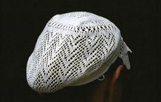 Moravian Wallachian sprang bonnet - Slovácké muzeum - Blanka Mikolajková