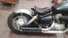 Banco Solo Honda Shadow 750 Bobber Custom Old School - R$ 699,00