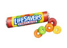 Edwin's favorite candy